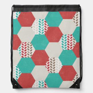 Composed Wonderful Wonderful Spiritual Drawstring Bag