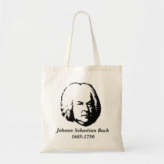 Composer - Bach Tote Bag