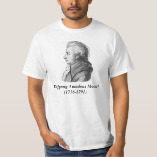 Composer - Mozart T-Shirt