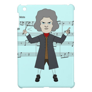 Composer of classical Music in 1800 Th iPad Mini Cases