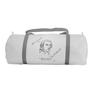 Composers Face the Music Duffle Bag