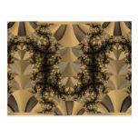 Composición #11 del fractal postal