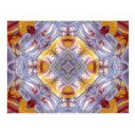 Composición #18 del fractal postales