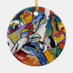 Composición 2 de Kandinsky Ornamentos Para Reyes Magos