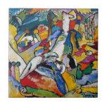 Composición 2 de Kandinsky Teja