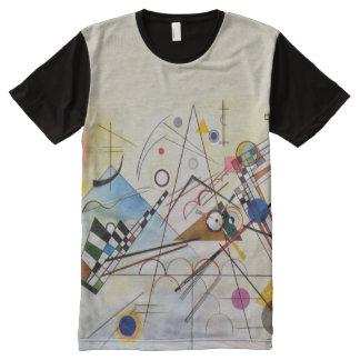 Composición 8 de Wassily Kandinsky; Arte abstracto