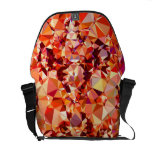 Composición abstracta bolsas de mensajeria