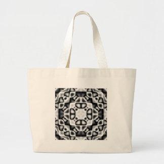 Composición abstracta bolsas de mano