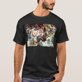 Composición abstracta VI de Kandinsky Playera