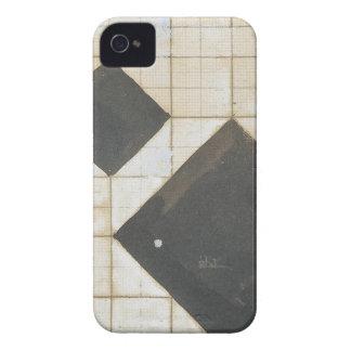 Composición aritmética de Theo van Doesburg Carcasa Para iPhone 4 De Case-Mate