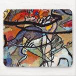 Composición cinco de Wassily Kandinsky Tapete De Raton