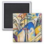 Composición cuatro de Kandinsky Iman