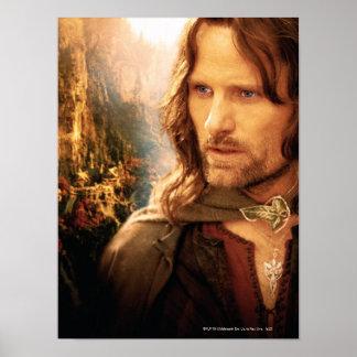 Composición de Aragorn y de Rivendell Posters