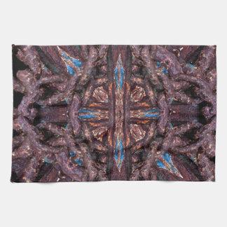 Composición de cadena del hierro toallas de mano