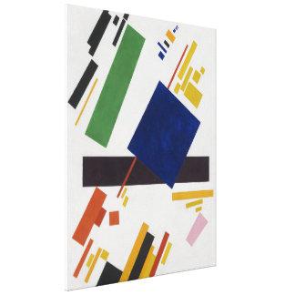 Composición de Suprematist de Kazimir Malevich Impresión En Lienzo