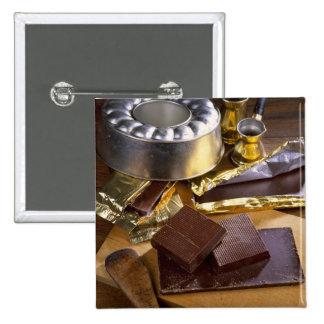 Composición del chocolate para el uso en los E.E.U Pins