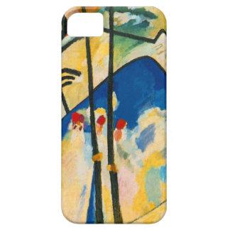 Composición IV de Kandinsky iPhone 5 Carcasa