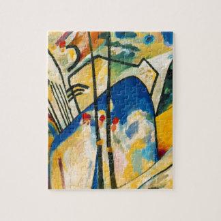 Composición IV de Kandinsky Rompecabeza