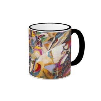 Composición siete de Wassily Kandinsky Taza De Café