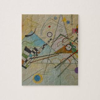Composición VIII de Kandinsky Rompecabezas Con Fotos