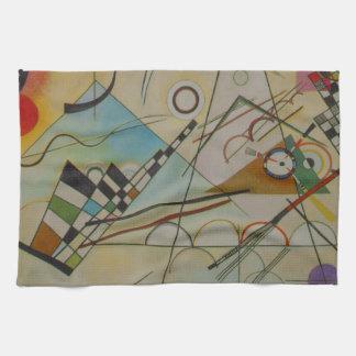 Composición VIII de Kandinsky Toalla