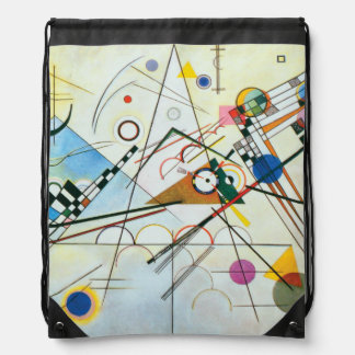 Composición VIII de Wassily Kandinsky Mochilas