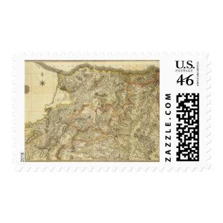 Composite Aberdeen, Banff 2 Postage