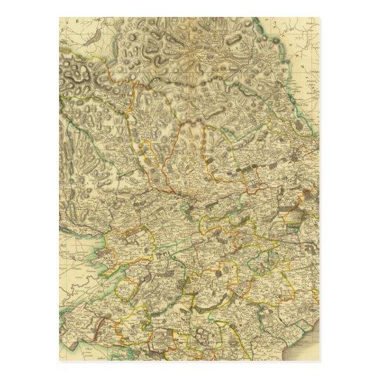 Composite Angusshire Postcard