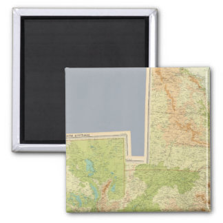 Composite Australia 12,500,000 2 Inch Square Magnet