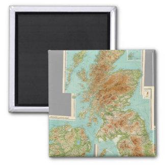 Composite British Isles Magnet