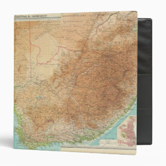 Composite Cape Province, Transvaal 3 Ring Binder