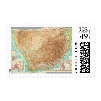 Composite Cape Province, Transvaal Postage