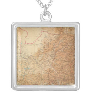 Composite Cape Province, Transvaal Silver Plated Necklace