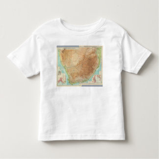 Composite Cape Province, Transvaal Toddler T-shirt