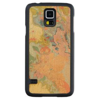 Composite Colorado Carved® Maple Galaxy S5 Case