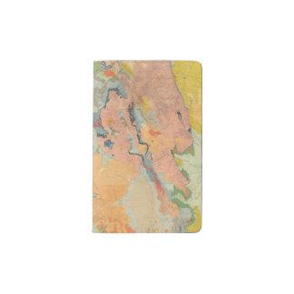 Composite Colorado Pocket Moleskine Notebook Cover With Notebook