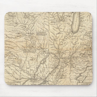Composite Country drained by the Mississippi Mouse Pad
