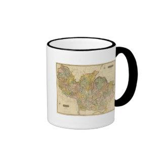 Composite Dumfriesshire Ringer Mug