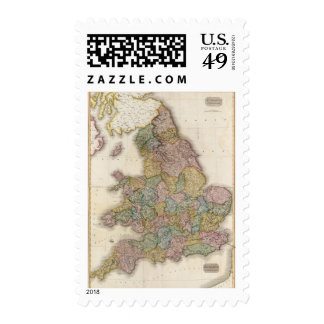 Composite England Stamps