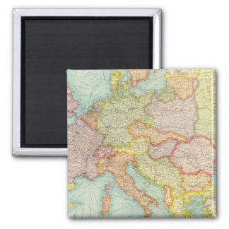 Composite Europe communications 2 Inch Square Magnet