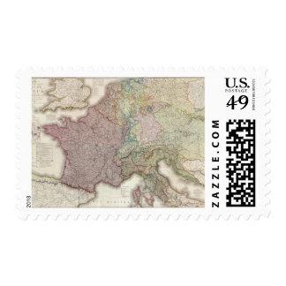 Composite France Postage Stamps