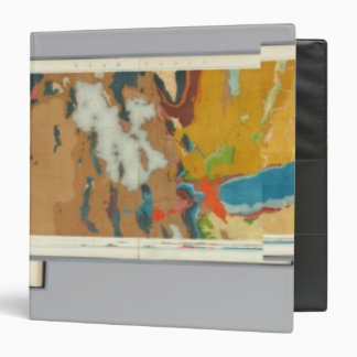 Composite Geological maps IV, 40th Parallel Survey Vinyl Binders
