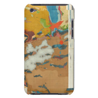 Composite Geological maps IV, 40th Parallel Survey iPod Touch Cover