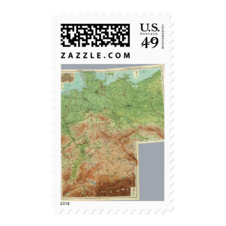 Composite Germany Stamps