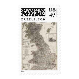 Composite Great Britain Postage
