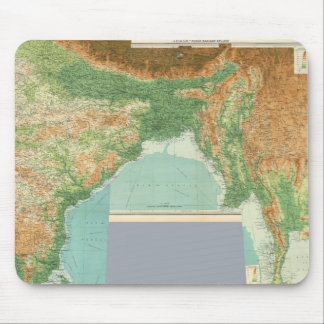 Composite India Mouse Pad
