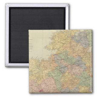 Composite Ireland 2 2 Inch Square Magnet