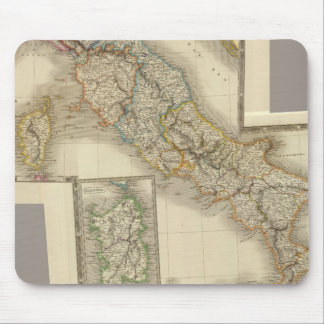 Composite Italy Mouse Pads