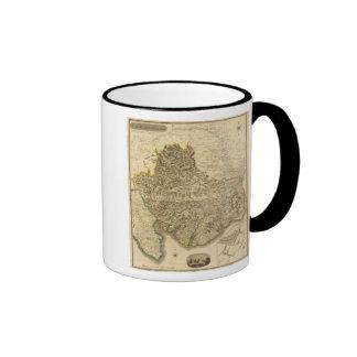 Composite Kirkcudbright Shire Ringer Coffee Mug