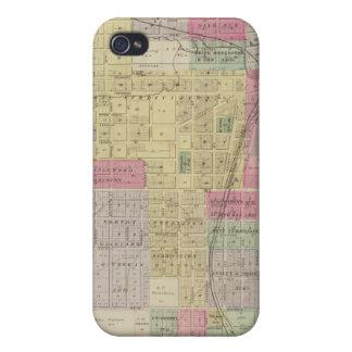 Composite Leavenworth, Kansas Case For iPhone 4